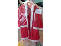 Santa Dressing Gowns all different sizes up to 5-6 yrs, Handmade M&S, Next, John Lewis,