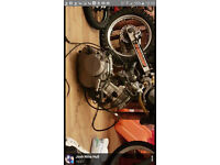 honda cbr 125 engine motorbike