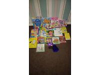 Childrens Activities Bundle. £4.00
