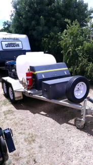 FOR SALE!!! TRAILER WITH TANK
