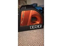 "SUB WOOFER SUB EDGE EDB12A V2 12"" 900 ACTIVE BASE ENCLOSURE WITH BUILT IN AMP"