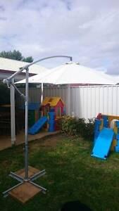 Outdoor Umbrella - Adjustable direction - UV 50+ Semaphore Park Charles Sturt Area Preview