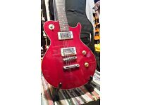 Samick Greg Bennet Wine Red