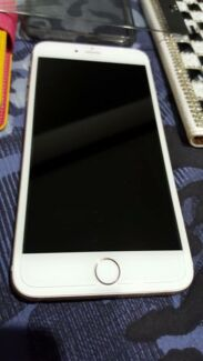 Iphone 6 plus gold Balga Stirling Area Preview