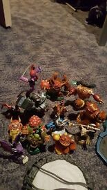 Have 4 skylanders games for sale for the ps3