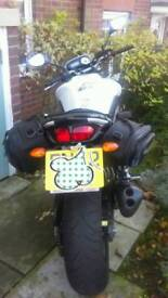 Motorcycle textile panniers
