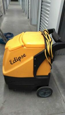 Used Eclipse Portable Extractorcarpet Cleaning Machine Used 2 Times