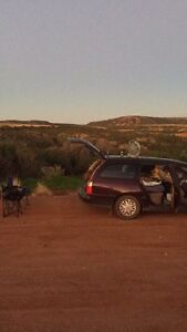 Holden commodore wagon 4 months WA rego full camping gear Fairlight Manly Area Preview