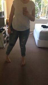 City Chic Distressed Jeans Coorparoo Brisbane South East Preview