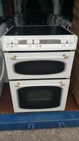 'Creda' Ceramic Top Electric Cooker - Good Condition / Free local delivery