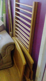 Beautiful Wooden Frame Cot