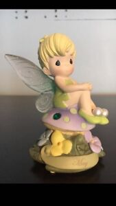"""Light Up """"May"""" Tinkerbell Figurine (No box)"""