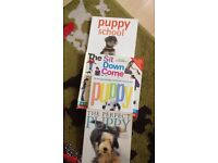 Puppy training aids