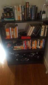 Black Bookshelves Petersham Marrickville Area Preview