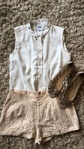 Women's clothing in new condition