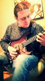 Mobile Guitar tuition Bridgend, first lesson FREE