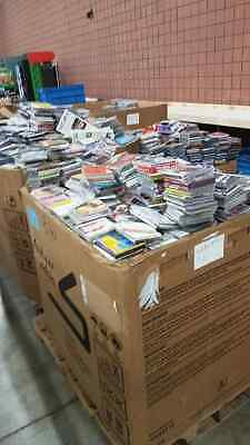 Assorted CDs Music Lot of 100 Different Types of Artists ALL GOOD-MINT CONDITION