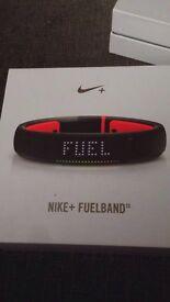 Nike Fuel Band SE - Black/Orange