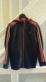 Boys age 15-16 like mens small adidas jacket