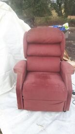 rise and recline chair