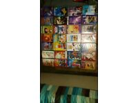 50 plus vhs video cartoon and movies for kids