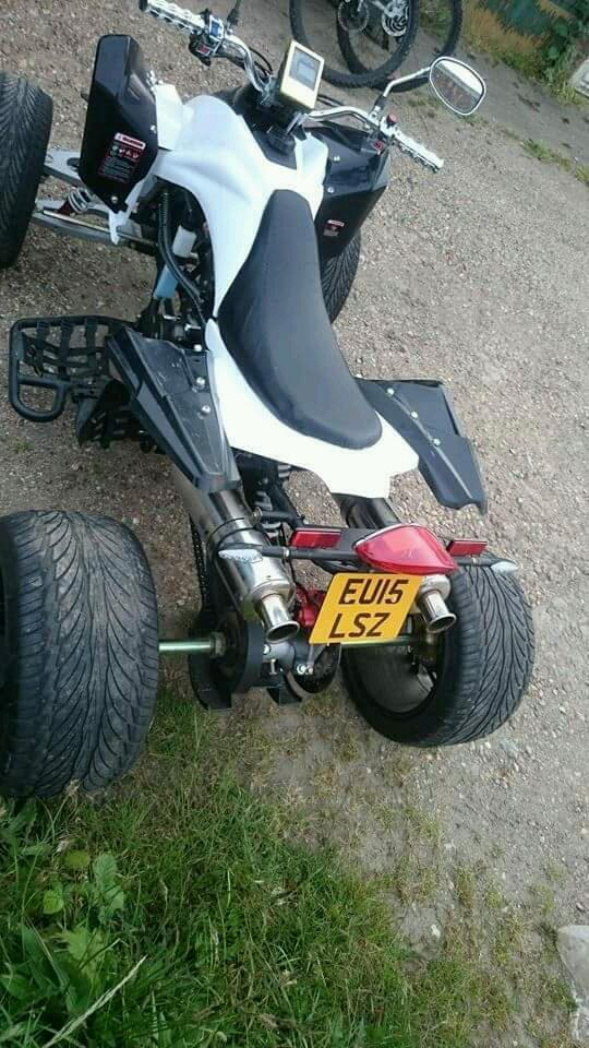 jinling jla 21b quad bike road legal in tilbury essex. Black Bedroom Furniture Sets. Home Design Ideas