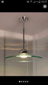 Stunning ceiling light. Brand new ceiling light still in box. Bulb included.