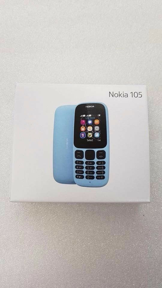 NOKIA 105 BRAND NEW UNLOCKED WITH RECEIPT