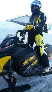 Skidoo summit trade for sport bike