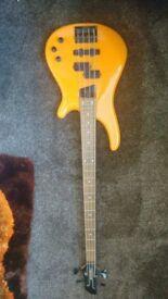 Fernandez Electric Bass Guitar