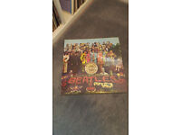The Beatles – Sgt. Pepper's Lonely Hearts Club Band Rare French Pressing Orange Vinyl