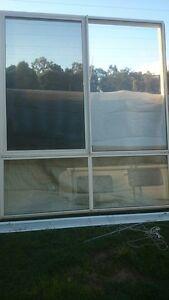 Sliding window and Venetian blinds crimsafe security North Tivoli Ipswich City Preview