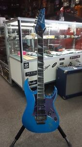 IBANEZ RG 450DX - SIGNED BY STEVE VAI Fawkner Moreland Area Preview