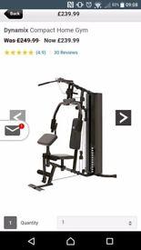 compact multi gym