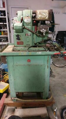 Atlas Horizontal Sawing Mill With Stand