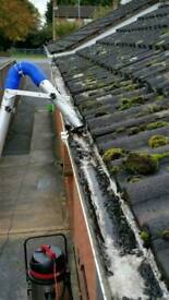 Gutter cleaning - Commercial & Domestic