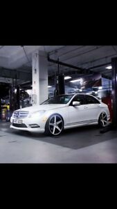 2011 Mercedes Benz c250 Sport Amg 4 matic