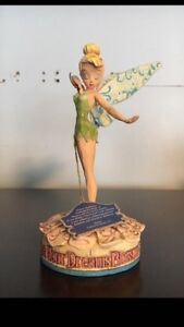 Jim Shore Disney Traditions Tinkerbell (No box)