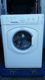 6kg 'Hotpoint' Washing Machine - Excellent condition / Free local delivery and fitting