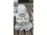Garden ornaments - some may be damaged slightly