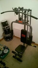 Pro Power Multi Gym £70 ONO Collection only