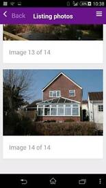 4 Bed Detached House in St Austell Cornwall