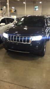 Grand Cherokee limited 2012