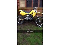 Rm 125 engine parts and kx 125 parts