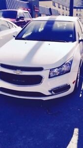 2016 Chevrolet Cruze Turbo