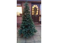 7 foot Christmas Tree (real life look a like)