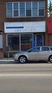 COMMERCIAL SPACE for Rent on Busy Wyandotte!!