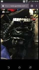 Ford transit 280swb td engine just needs dropping in and wiring up runs mint all over parts as well