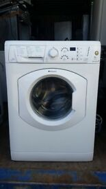 9kg 'Hotpoint' Digital Washing Machine - Excellent condition / Free local delivery and fitting