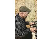 Musician Piano/Keyboard player (Mark Chapman The Musician).